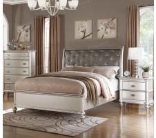 Allegra II Queen Bed Frame