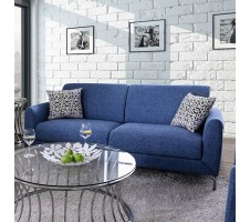 Lauritz Sofa in Blue