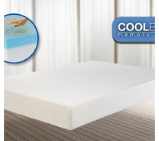 Queen Memory Foam with Cool Gel