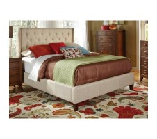 Faye Queen Tufted Bed Frame