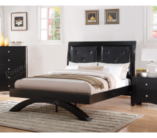 Archstone Queen  Bed frame in espresso