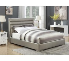 Andora Queen Bed with with LED Headboard