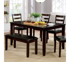 Gloria 6pc Dining Set