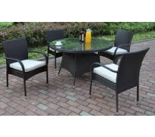 Vallarta 5pc. Dining Set