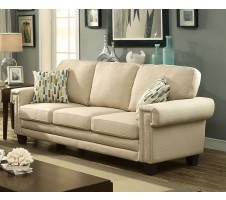 Sanders Sofa in Beige