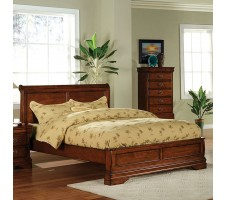 Willow Creek Queen platform Bed