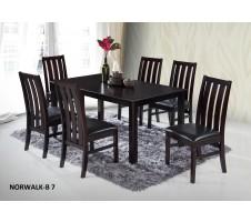 Norwalk 7pc Dining Set
