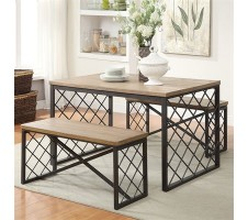 Catalina 3pc. Dining Set