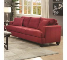 Hunter Sofa in red