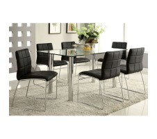 Kosmo 7pcs modern dining set