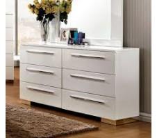 Glam High Gloss Dresser
