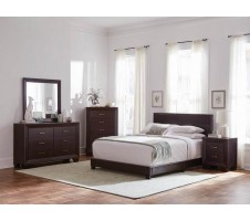 Dorian 4pc. Queen Bedroom Set