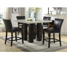 Torino 5pc. Counter Height Dining Set