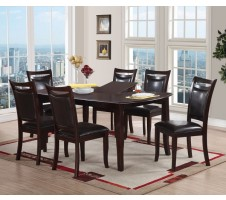 Boyd 7pc. Dining set with Butterfly Leaf