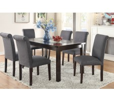 Weldon 7pcs Dining Set
