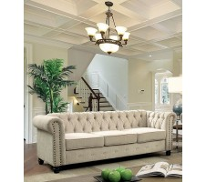 Winfred Sofa in Beige