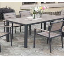Greystone II 5pc. Outdoor Dining Set