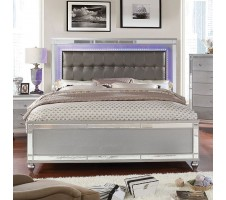 Brachium Queen Bed Frame with LED Light