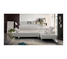 SALE! Yager Sectional in White