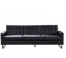 Park Heights Sofa in black