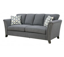 Campbell Sofa in Gray