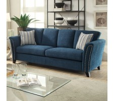 Campbell Sofa in Dark Teal