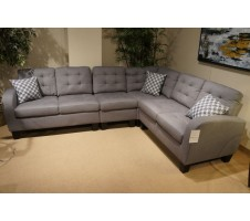 Sinclair 3pc. Sectional