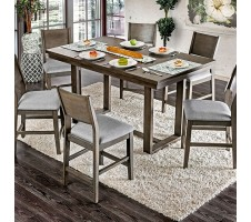 Anton 5pc. Counter height Dining Set