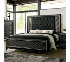 Demetria Queen Bed Frame with LED lights