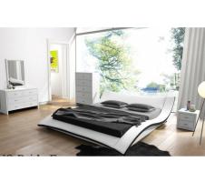 Onyx Modern Platform Bed Frame