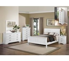 Phillipe Queen 4pc. Bedroom SEt