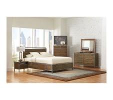 Clyde Queen Bed frame