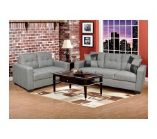 Ezra Sofa and Loveseat Set