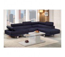 Cleon 2pc. Sectional - Blue