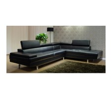 Orbe 2pc. Modern Sectional