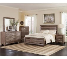 Kauffman 4PC Queen Bedroom Set