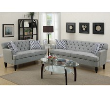 Amelia 2pc. Sofa and Loveseat set
