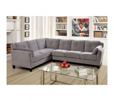Hailey Sectional in grey