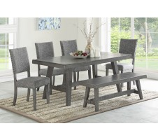 Camden 6pc. Dining set with Bench