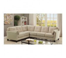 Hailey Sectional in beige