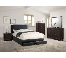 Coppenhagen 4pc. Queen Bedroom Set