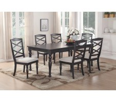 Harrington 7pc. Dining Set with Leaf