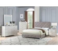 SALE! Anika 4pc. Queen Bedroom Set