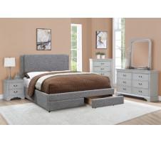 Winston Platform 4pc. Bedroom Set