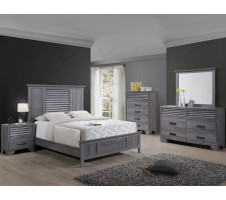 Sarter Queen 4pc. Bedroom Set