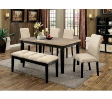 6pc. Dodson Dining Set