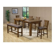 Grove 6pcs Counter Height Dining Set