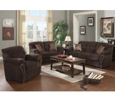 Alianza 2pc. Sofa and Loveseat