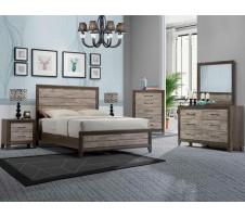 Jaren 4pc. Queen Bedroom Set