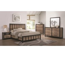 Edgewater 4pc. Queen Bedroom Set